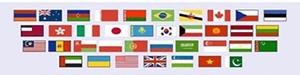 全球30幾個國家的人陪您一起使用Nisim