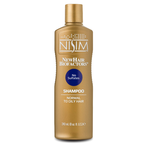 NISIM去油脂洗髮精(240ML)