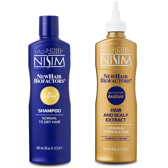 NISIM健髮組(中乾性頭皮)洗X1.刺240MLX1