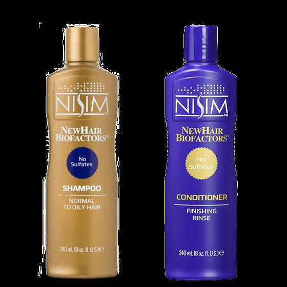NISIM清爽優惠組合(油性頭皮)洗X1.護X1