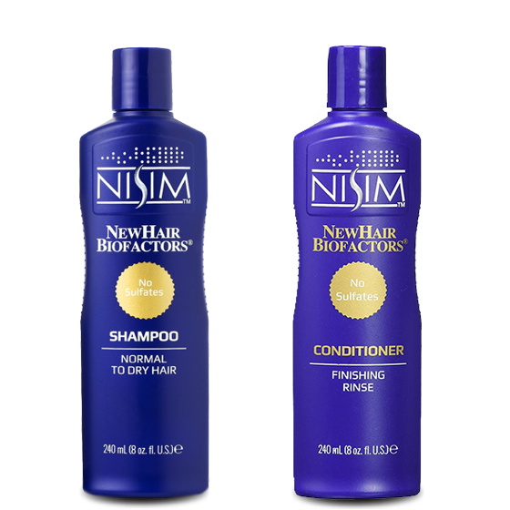 NISIM滋潤優惠組合(中乾性頭皮)洗X1.護X1